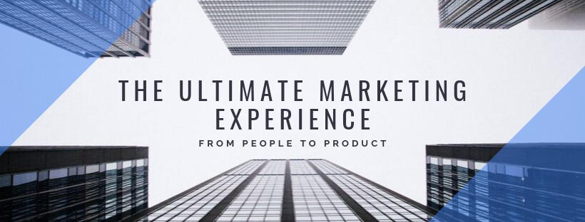 The Ultimate marketing experience logo